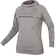 Endura Women's Singletrack Hoodie - Grey - XS, Grey