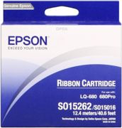 Epson S015016 ribbon black Original C13S015262