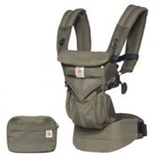 Ergobaby Omni 360 Cool Air Mesh Carrier, Green