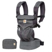 Ergobaby Omni 360 Cool Air Mesh Carrier, Grey