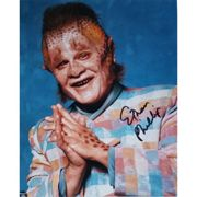 Ethan Phillips Personally Signed Colour Photo