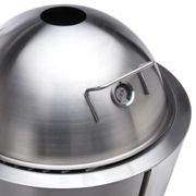 Eva Solo Grill Braising Lid Ø59cm - stainless steel/with thermometer
