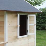 Exit Loft 300 Wooden Playhouse - Natural