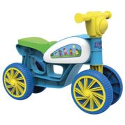 Fabrica De Juguetes Chicos Peppa Pig Ride-on Mini Bike Without Pedals One Size Blue / Yellow