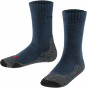 Falke TK2 Trekking Socks Kids dark blue kids EU 31-34 2021 Socks