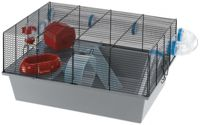 Ferplast Micky Large Mouse and Hamster Cage - 58 x 38 x 30.5cm