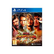 FIRE PRO WRESTLING WORLD SONY PS4 GAME