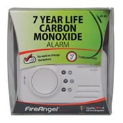 FireAngel 7 Year Sealed Battery Carbon Monoxide Alarm