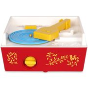 Fisher-Price Fisher Price Classics - Record Player, One Colour One Colour