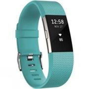 Fitbit Charge 2 Teal/Silver