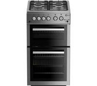 FLAVEL MLB71NDS 50 cm Gas Cooker - Silver, Silver
