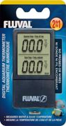 Fluval Wireless 2 in 1 Digital Thermometer - 1 Pc