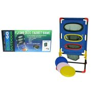 Flying Disc Target Game Outdoor Summer Beach Kids Family Fun Activity
