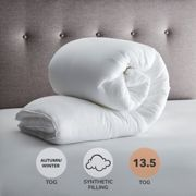 Fogarty Superfull 13.5 Tog Duvet White