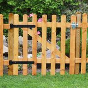 Forest 3ft High Pale Gate