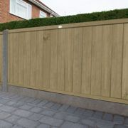 Forest 6'x3' Pressure Treated Vertical Tongue and Groove Fence Panel