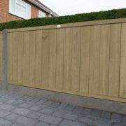 Forest 6'x4' Pressure Treated Vertical Tongue and Groove Fence Panel