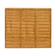 Forest 6'x5' Lap Fence Panel