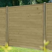 Forest 6'x5' Pressure Treated Tongue and Groove Fence Panel