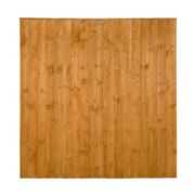 Forest 6'x6' Featheredge Fence Panel