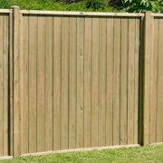 Forest 6'x6' Pressure Treated Vertical Tongue and Groove Fence Panel