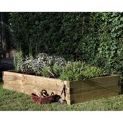 Forest Garden Caledonian Raised Bed Planter 1.8m x 0.9m