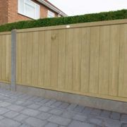 Forest Garden Forest Garden Vertical Tongue and Groove Fence Panel