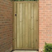Forest Garden Forest Garden Vertical Tongue and groove Gate 6ft (1.83m) High