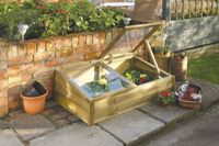 Forest Garden Large Overlap Cold Frame