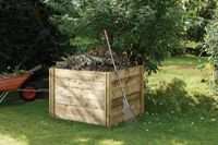 Forest Garden Slot Down Compost Bin