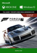 Forza Motorsport 7: Standard Edition Xbox One/PC - Instant Download