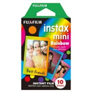 Fujifilm Instax Mini RAINBOW Film 10 Shots