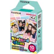instax mini Stained Glass Film - Pack of 10