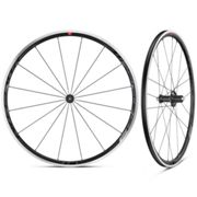 Fulcrum Racing 3 C17 Clincher Road Wheelset - Black / SRAM / Shimano / Pair / 10-11 Speed / Clincher / 700c Black