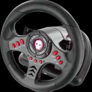 Gameware Multiformat Wheel + Pedals for PlayStation 4
