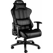 Gaming chair premium - office chair, computer chair, ergonomic chair - black