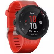 GARMIN Forerunner 45 Lava Red - Cardio GPS watch - Red - taille Unique