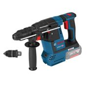 GBH18V-26 F 18V SDS Plus Brushless Rotary Hammer Drill with Quick Change Chucks Body Only Version - No Batteries Or Charger Supplied - 0 611 910 000