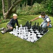 Giant Chess Childrens/ Kids Garden Game