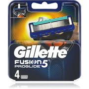 Gillette Fusion5 Proglide Replacement Blades 4 pc