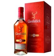 Glenfiddich 21-year-old Rum Cask Finish Speyside Single Malt Whisky