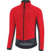 Gore M C3 Gore-Tex Infinium Thermo Jacket Red - Black, Size S - Mens Gore-Tex® Insulated Jacket, Color RED