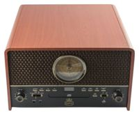 GPO Chesterton Record Player - Wood