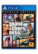 Grand Theft Auto GTA V: Premium Edition (PS4)
