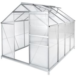 Pricehunter.co.uk - Price comparison & product search. Product image for  polycarbonate greenhouse for sale