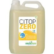 GREENSPEED by ecover CITOP ZERO Washing Up Liquid 5L