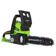 Greenworks Garden Chainsaw Cutter without 24 V Battery G24CS25 25 cm 2000007