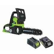 Cordless Chainsaw with 2Ah Battery & Charger by Greenworks