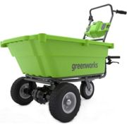 Greenworks G40GC 40v Cordless Garden Cart No Batteries No Charger