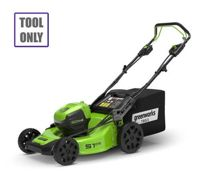 Greenworks GD60LM51SP 60v Cordless Self Propelled Mower (Tool only)